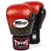 Перчатки боксерские Twins FBGLL-TW1-RD красные - фото 7