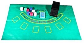Фото 1 к товару Набор для игры в покер Duke BJ2200
