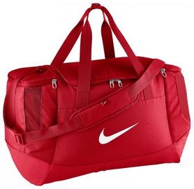 Сумка спортивная Nike Club Team Swoosh Duff M красная