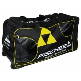 Сумка хоккейная индивидуальная Fischer Proplayer Wheel Bag Sr 2015/2016