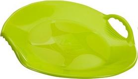 Фото 1 к товару Санки-тарелка зимние Alpen Gaudi Alpen Ufo зеленые