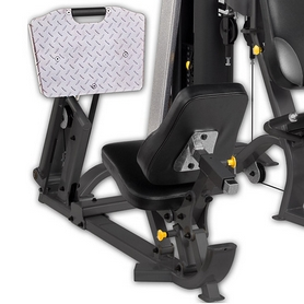 Фото 2 к товару Тренажер для жима ногами Tunturi Platinum Leg Press Unit