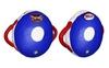 Макивара круглая Twins PML-12-BU-RD сине-красная - фото 1