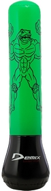 Мешок боксерский детский надувной Demix Inflatable Punching Bag зеленый