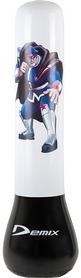 Мешок боксерский детский  надувной Demix Inflatable Punching Bag белый