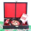 Набор настольных игр 2 в 1 (рулетка + покер в кожаном кейсе) Duke REL05001 - фото 1