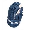 Перчатки хоккейные Fischer Hockey SX9 Gloves 2015/2016 Blue - фото 1