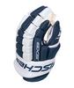 Перчатки хоккейные Fischer Hockey SX9 Gloves 2015/2016 Blue/White - фото 1