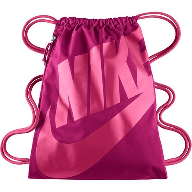 Рюкзак спортивный Nike Heritage Gymsack Fuchsia