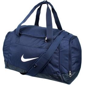 Сумка спортивная Nike Club Team Swoosh Duff M синяя