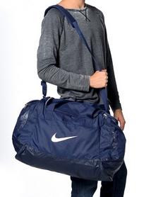 Фото 6 к товару Сумка спортивная Nike Club Team Swoosh Duff M синяя