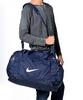 Сумка спортивная Nike Club Team Swoosh Duff M синяя - фото 6