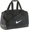 Сумка спортивная Nike Club Team Swoosh Duff S черная - фото 1