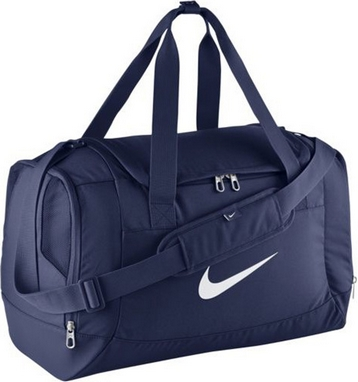 Сумка спортивная Nike Club Team Swoosh Duff S синяя