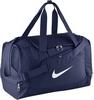 Сумка спортивная Nike Club Team Swoosh Duff S синяя - фото 1