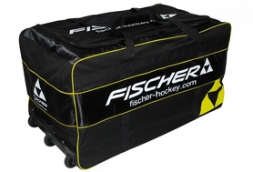 Фото 1 к товару Сумка хоккейная вратарская Fischer Goalie Wheel Bag 2015/2016