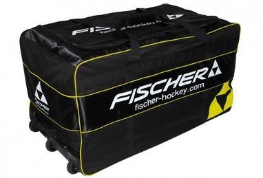 Сумка хоккейная вратарская Fischer Goalie Wheel Bag 2015/2016