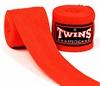 Бинты боксерские Twins CH-5-RD-5 красные - фото 1