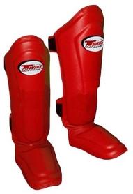 Защита для ног (голень + стопа) Twins SGL-10-RD красная