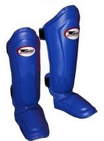 Фото 1 к товару Защита для ног (голень + стопа) Twins SGL-10-BU синяя