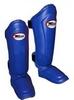 Защита для ног (голень + стопа) Twins SGL-10-BU синяя - фото 1