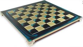 Фото 1 к товару Шахматы Manopoulos 28x28 см