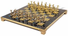 """Шахматы Manopoulos """"Геркулес"""" 36х36 см S5BLU"""