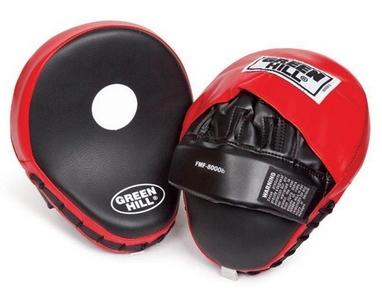 Лапы боксерские Green Hill Fawn FMF-8000B