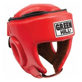 Фото 2 к товару Шлем боксерский Green Hill Best HGB-4016 красный