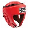 Шлем боксерский Green Hill Best HGB-4016 красный - фото 2