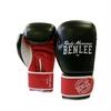 Перчатки боксерские Benlee Carlos черно-красные - фото 1