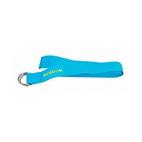 Ремень для йоги Reebok голубой