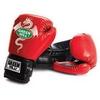 Перчатки боксерские Green Hill Dragon красные - фото 1