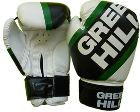 Боксерские перчатки Green Hill Passion BGP-2221 - 12 oz