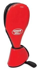 Ракетка тхэквондо Green Hill Double TWR-5022 красная