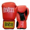 Перчатки боксерские Benlee Rodney красно-черные - фото 1