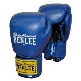Перчатки боксерские Benlee Rodney сине-черные 2018