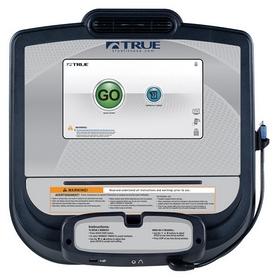 Фото 2 к товару Велотренажер горизонтальный True CS900 Transcend 10 (Touch Screen)