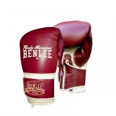 Перчатки боксерские Benlee Lamotta бордовые