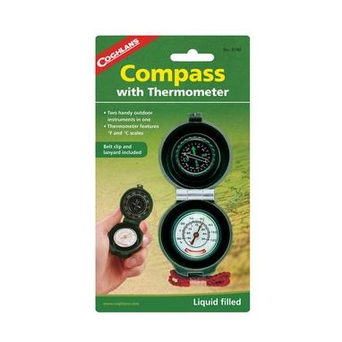 Компас с термометром Coghlan's SC-9740