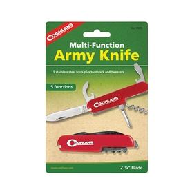 Фото 2 к товару 5-функциональный армейский нож