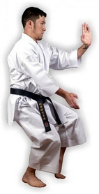 Фото 4 к товару Кимоно для карате Muri Oto Kata 0212 белое
