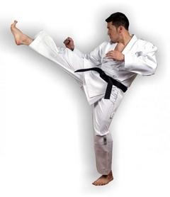 Фото 2 к товару Кимоно для карате Muri Oto Kumite Original 0210 белое