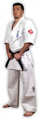 Кимоно для карате Muri Oto Kyokushin 0213 белое