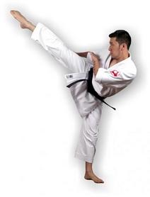 Фото 4 к товару Кимоно для карате Muri Oto Kyokushin 0213 белое