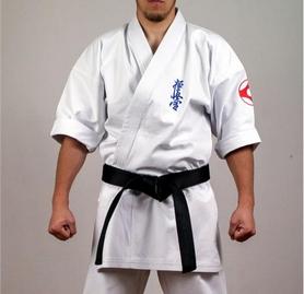 Фото 6 к товару Кимоно для карате Muri Oto Kyokushin 0213 белое