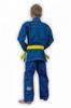Кимоно для бразильского джиу-джитсу детское Muri Oto Kiddo 0302 синее - фото 2