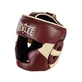 Шлем боксерский Benlee Hopkins бордовый