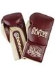 Перчатки боксерские Benlee Steele бордовые - фото 1