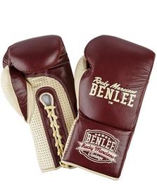 Перчатки боксерские Benlee Steele бордовые
